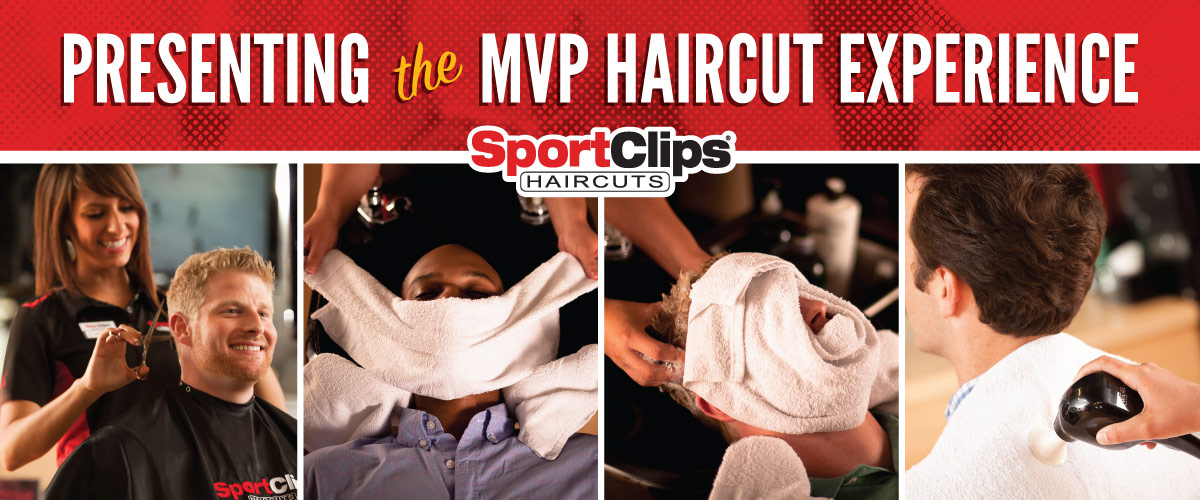 The Sport Clips Haircuts of Park Towne Village MVP Haircut Experience